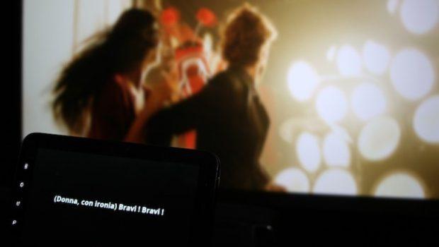 Il cinema anche per i non udenti con una app: Movie Reading