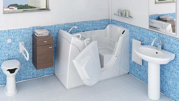 Vasche per anziani e disabili: un valido aiuto in casa