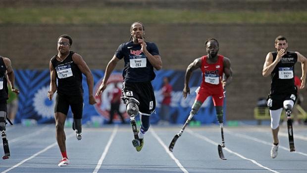La storia dei giochi paralimpici