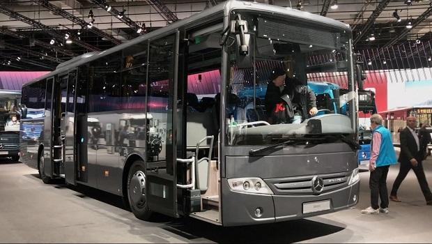 Nasce Mercedes Intouro, il bus per disabili