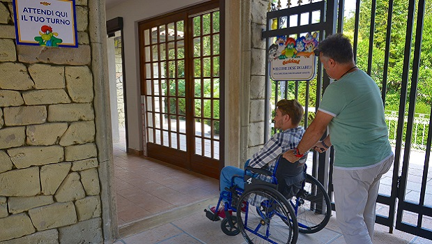 Gardaland, al via il progetto per l'accessibilità