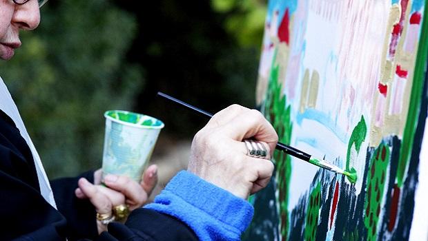L'arte è la migliore cura per i disabili