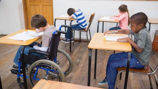 Gli alunni con disabilità sono tutelati da una legge