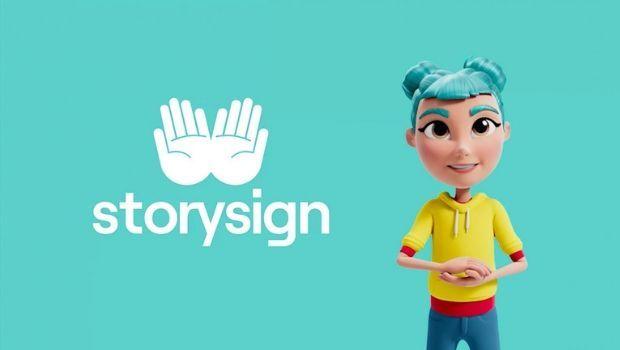 StorySign: l'app per bambini non udenti targata Huawei